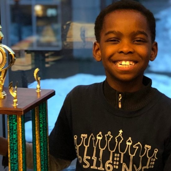Trevor Noah Is Producing A Movie About The Homeless 8-Year Old Nigerian Chess Prodigy Who Won NY State Championship