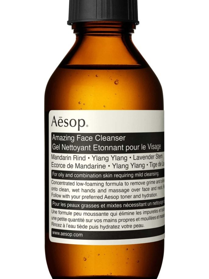 This Spa-Worthy Cleanser Makes My Oily Skin Rejoice