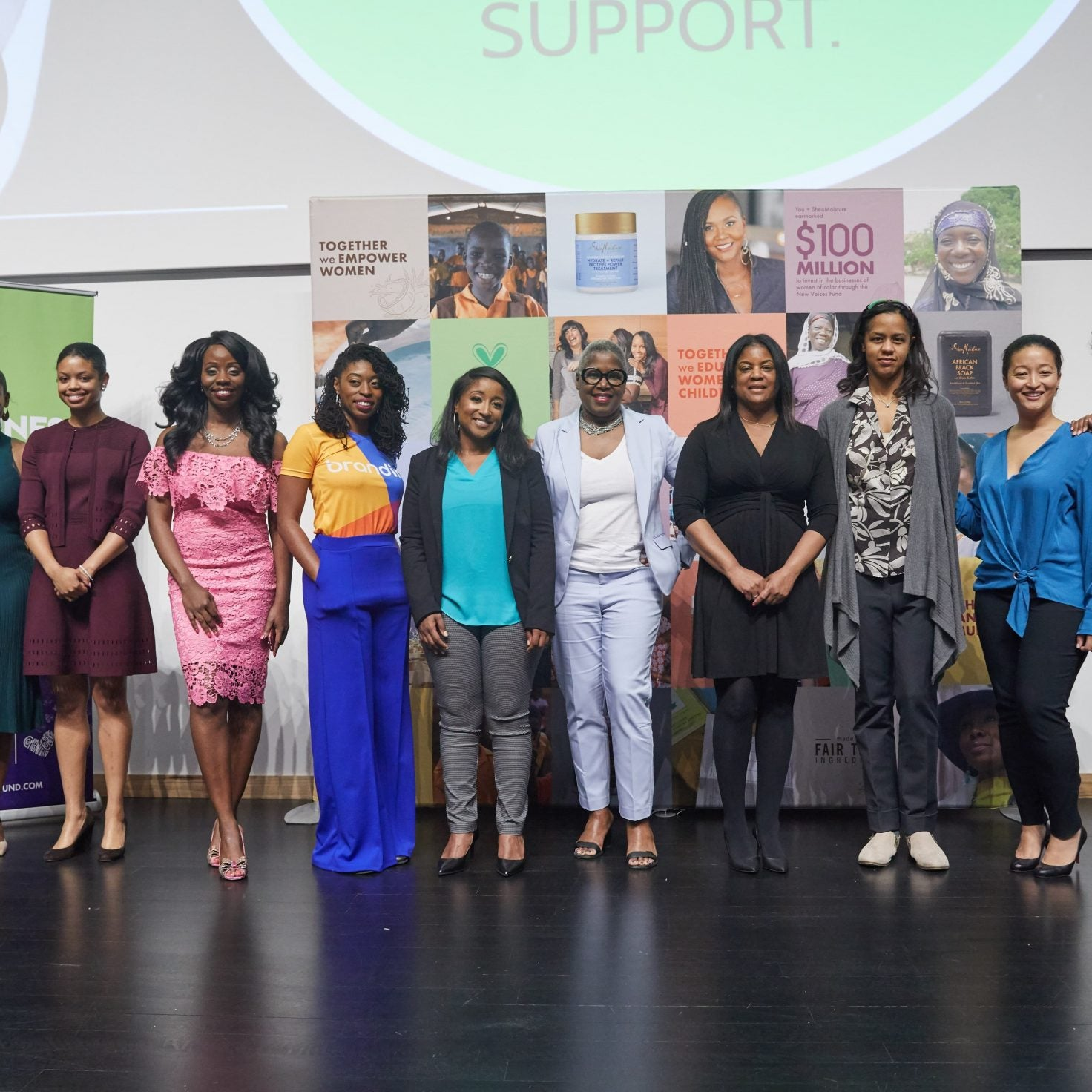 New Voices Foundation Awards $105,000 To 10 Black Women With Big Ideas