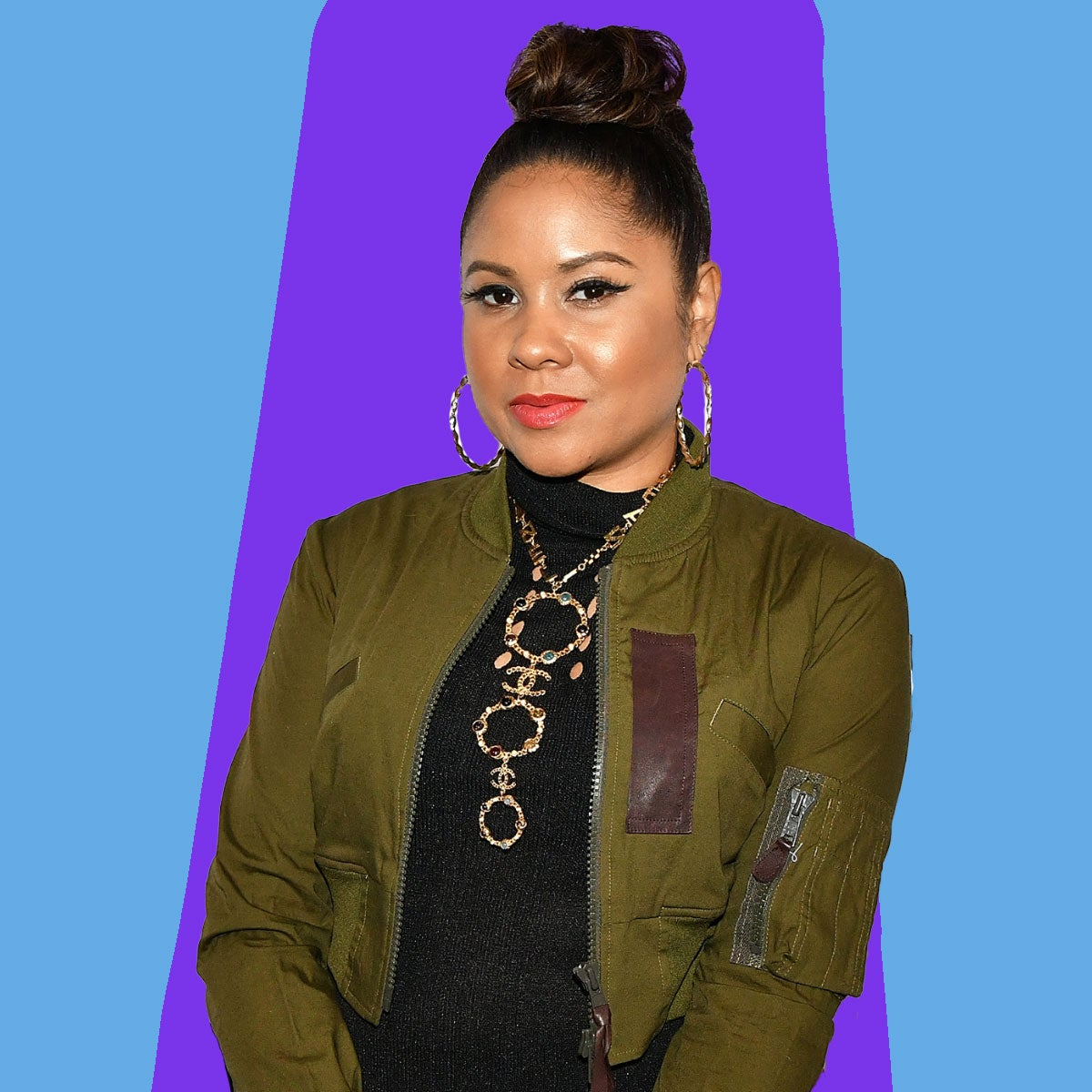 Exclusive: Why Angela Yee Is On A Mission To Take The Shame Out Of Sex Talk