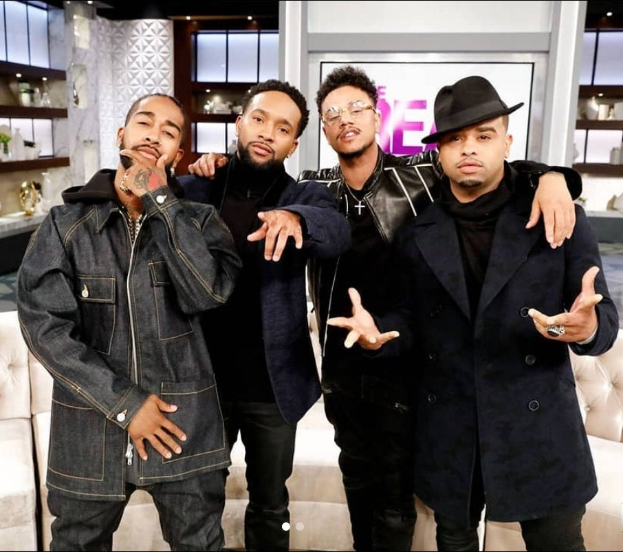 B2K Breaks Their Silence After Reunion Tour Drama: 'We're Good'