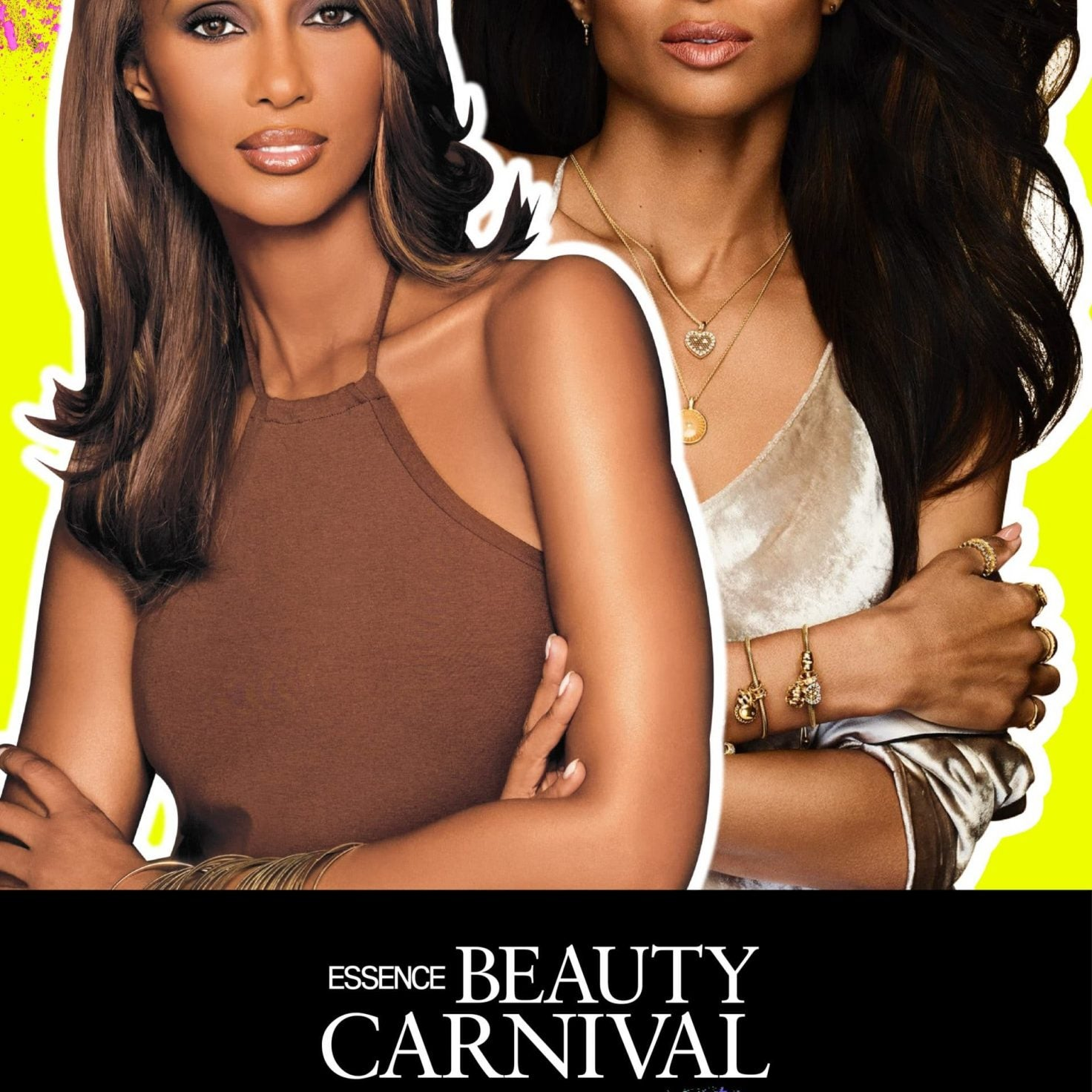 Ciara, Iman And More Added To ESSENCE Beauty Carnival Tour Lineup For NYC