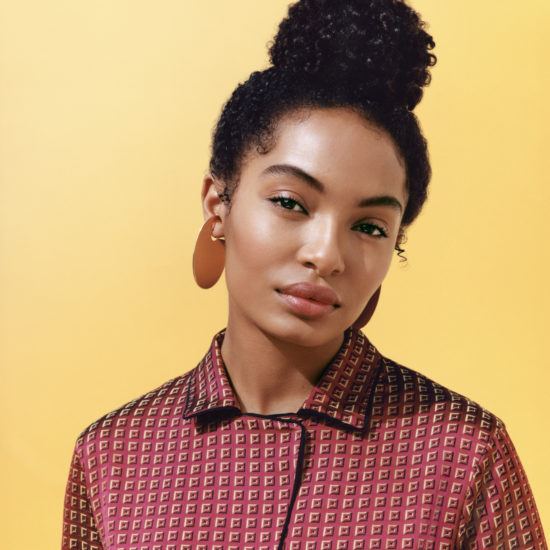Yara Shahidi Named New Face of Bobbi Brown Cosmetics