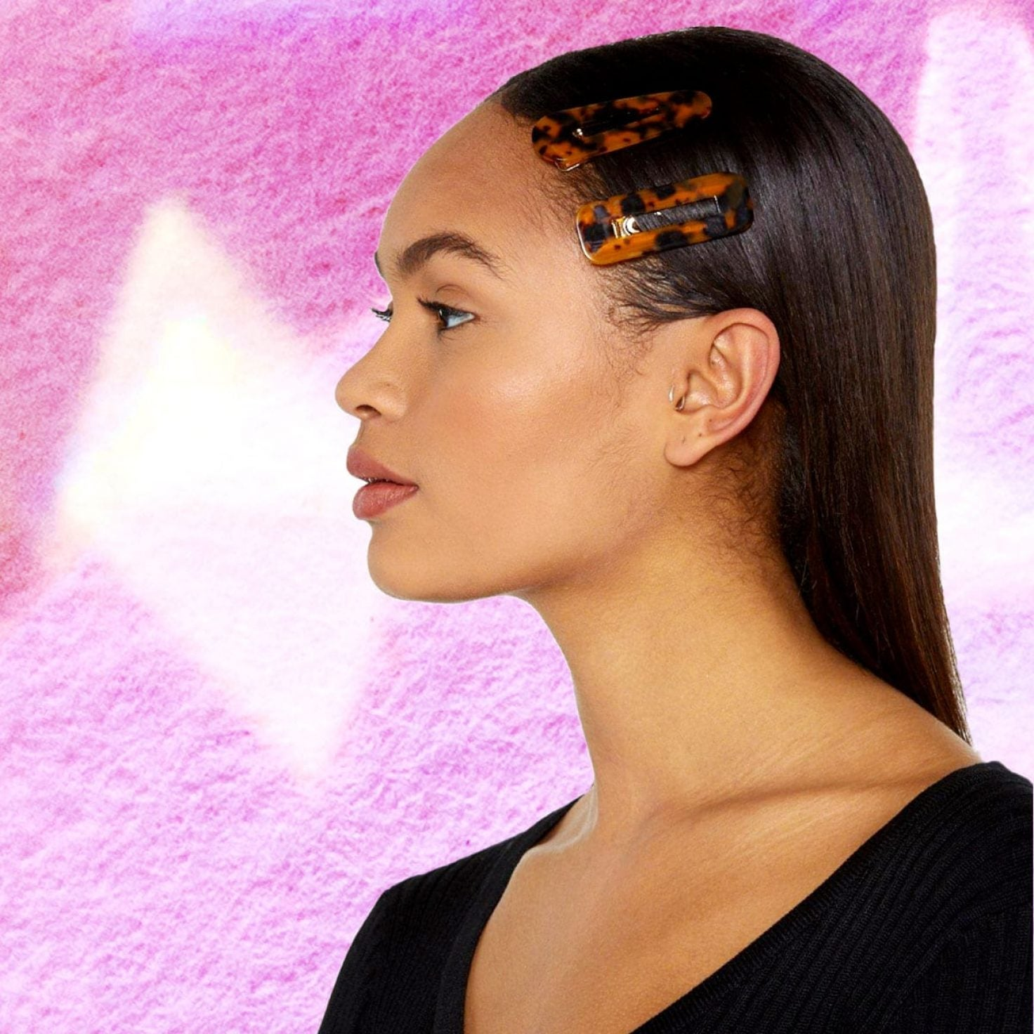 These Grown-Up Barrettes Will Add Some Playful Flair to Your Hair