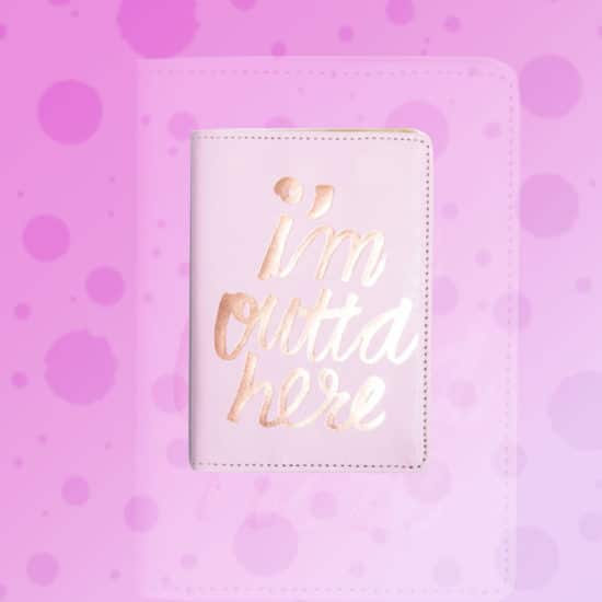 7 Super Cute Passport Covers That Belong In Your Bag On Your Next International Getaway