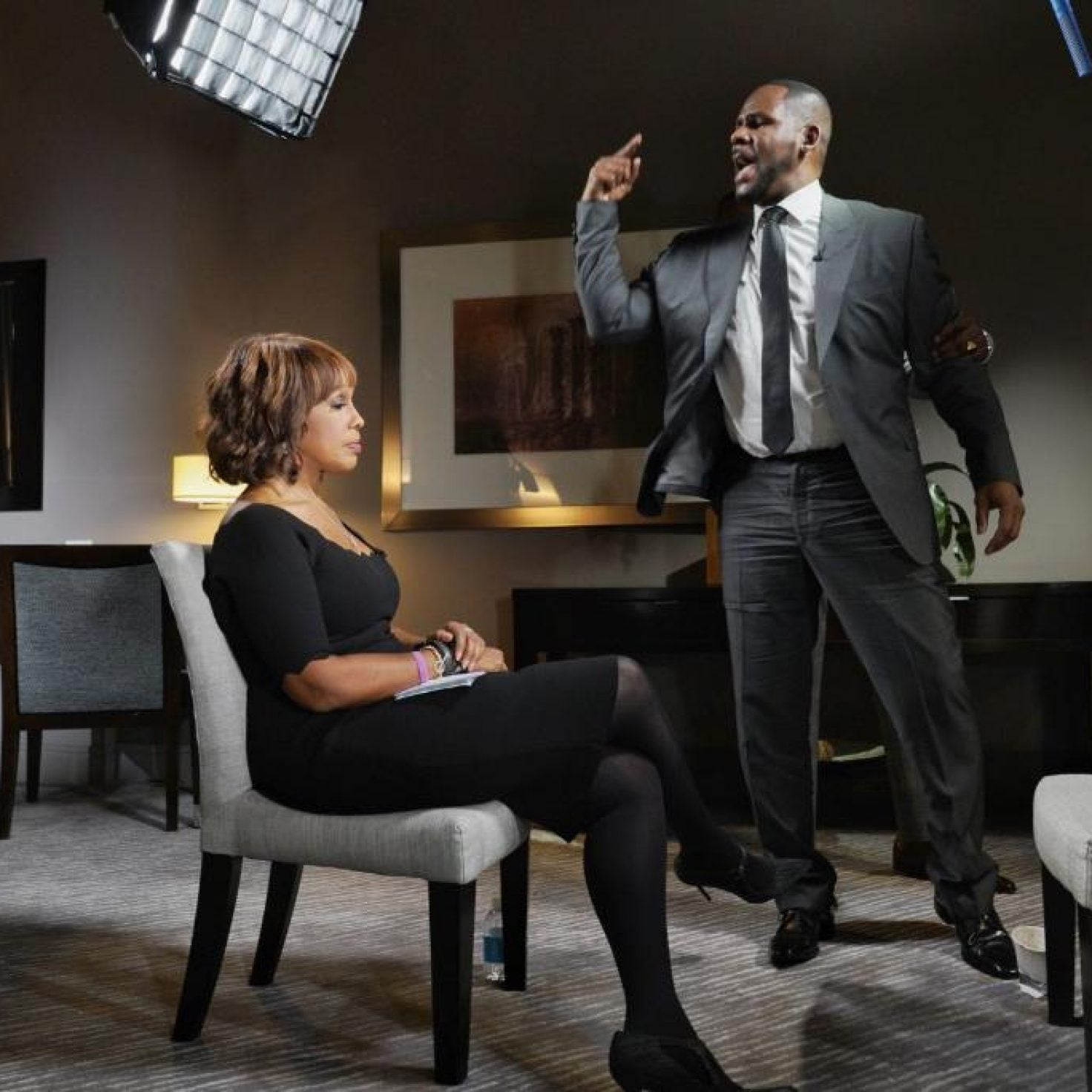 Gayle King Explains What She Was Really Thinking During That Explosive R. Kelly Interview