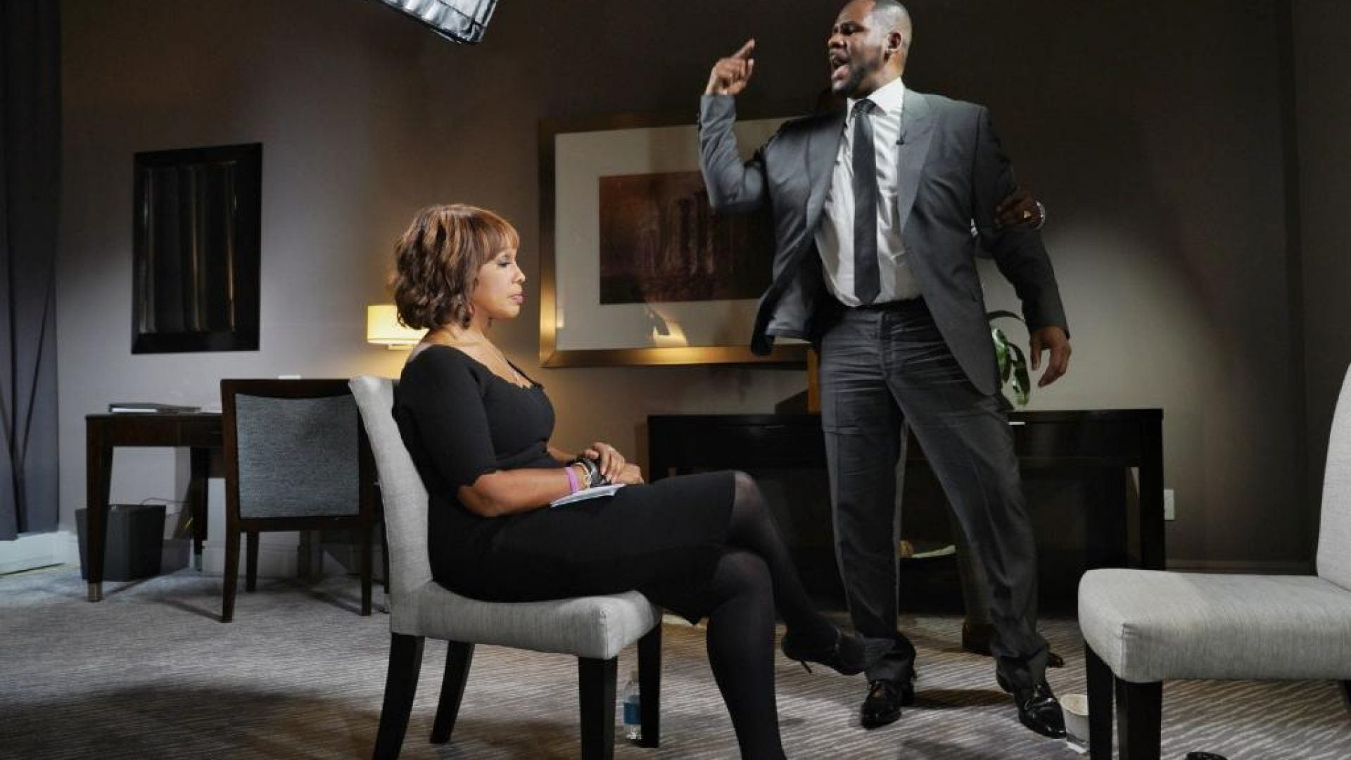 Gayle King Explains What She Was Really Thinking During That R. Kelly Interview