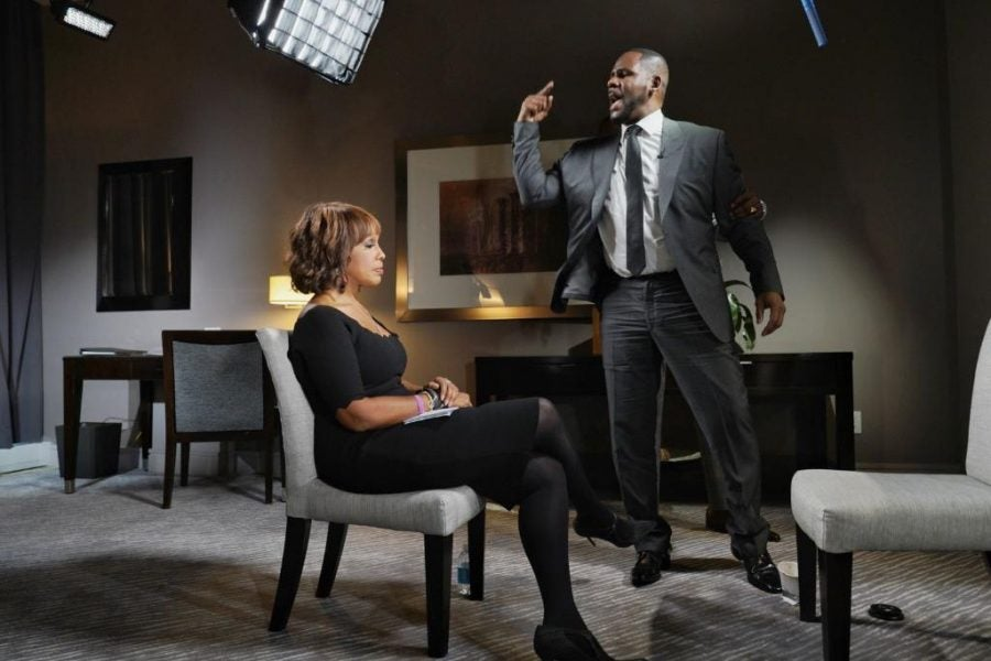 Gayle King Explains What She Was Really Thinking During That R ...