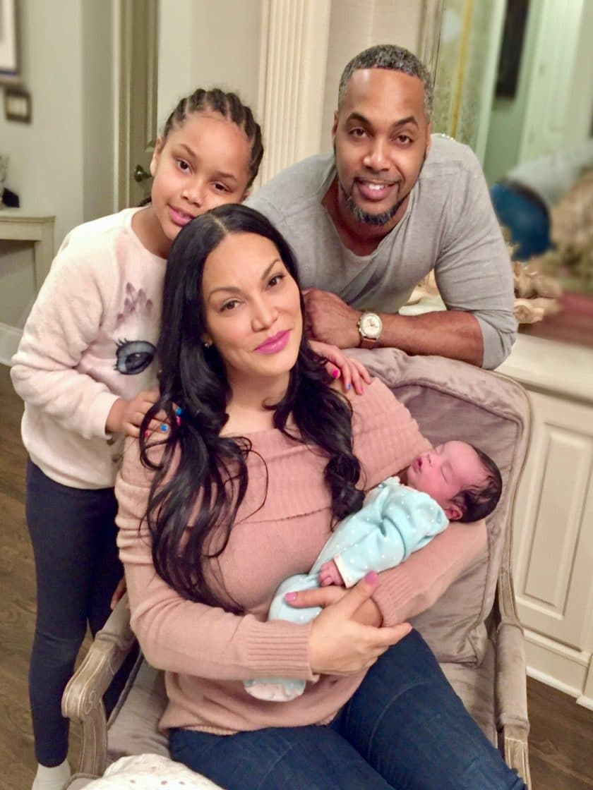 Exclusive: Egypt Sherrod On Giving Birth To Her Miracle Baby, Harper, At 42