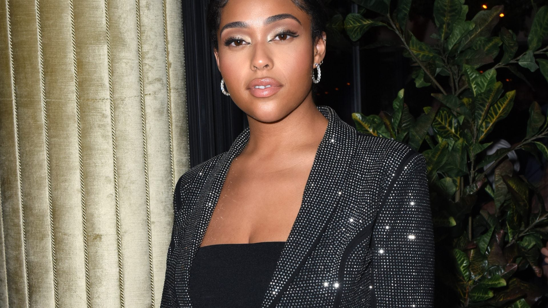 Jordyn Woods Clears The Air On 'Red Table Talk' Following Tristan Thompson Cheating Scandal