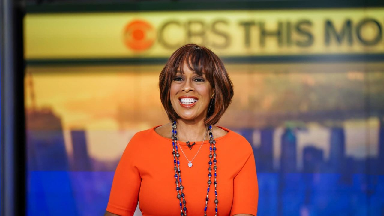 Gayle King Is In the 
