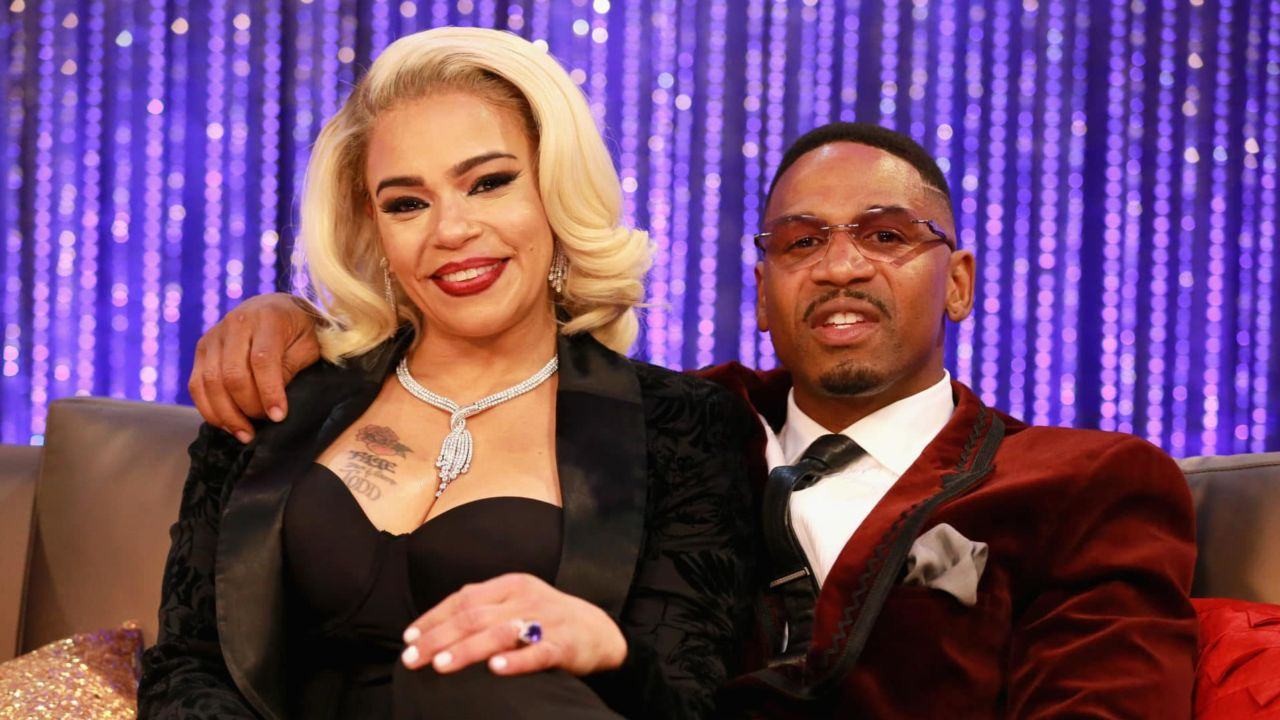 Going Strong! Stevie J and Faith Evans' Love Story In Pictures