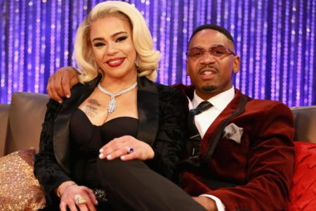Still Going Strong! Faith Evans and Stevie J Celebrate Their One-Year Anniversary