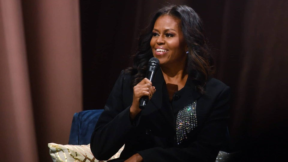 Michelle Obama's High School Will Name Athletic Center After Her