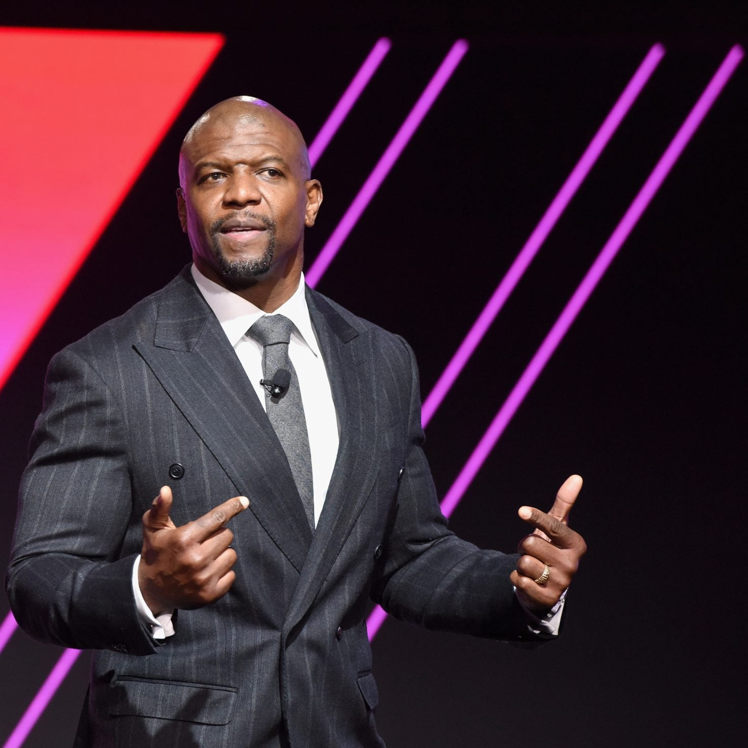 Terry Crews Breaks His Silence On Gabrielle Union's Clapback
