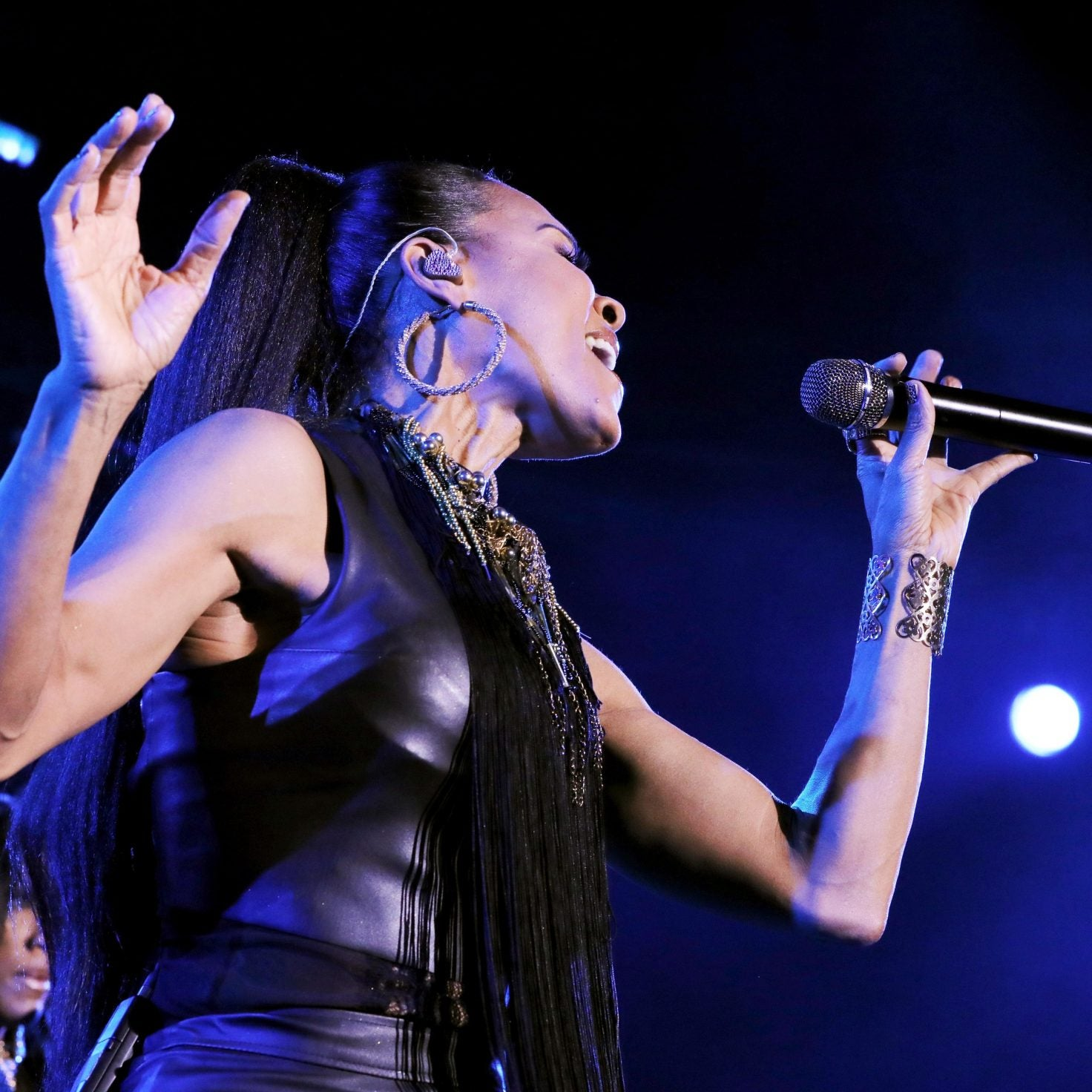 En Vogue's Founding Member Cindy Herron Wants Past Members To Return For 30th Anniversary Celebration