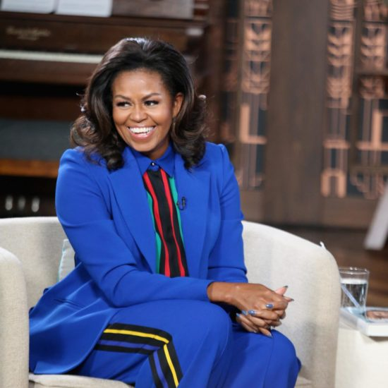 Survey Shows Michelle Obama Is The 'Lady Boss' Women Identify With Most