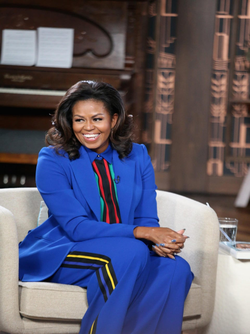 Get Suited For Essence Fest With These Michelle Obama–Inspired Looks