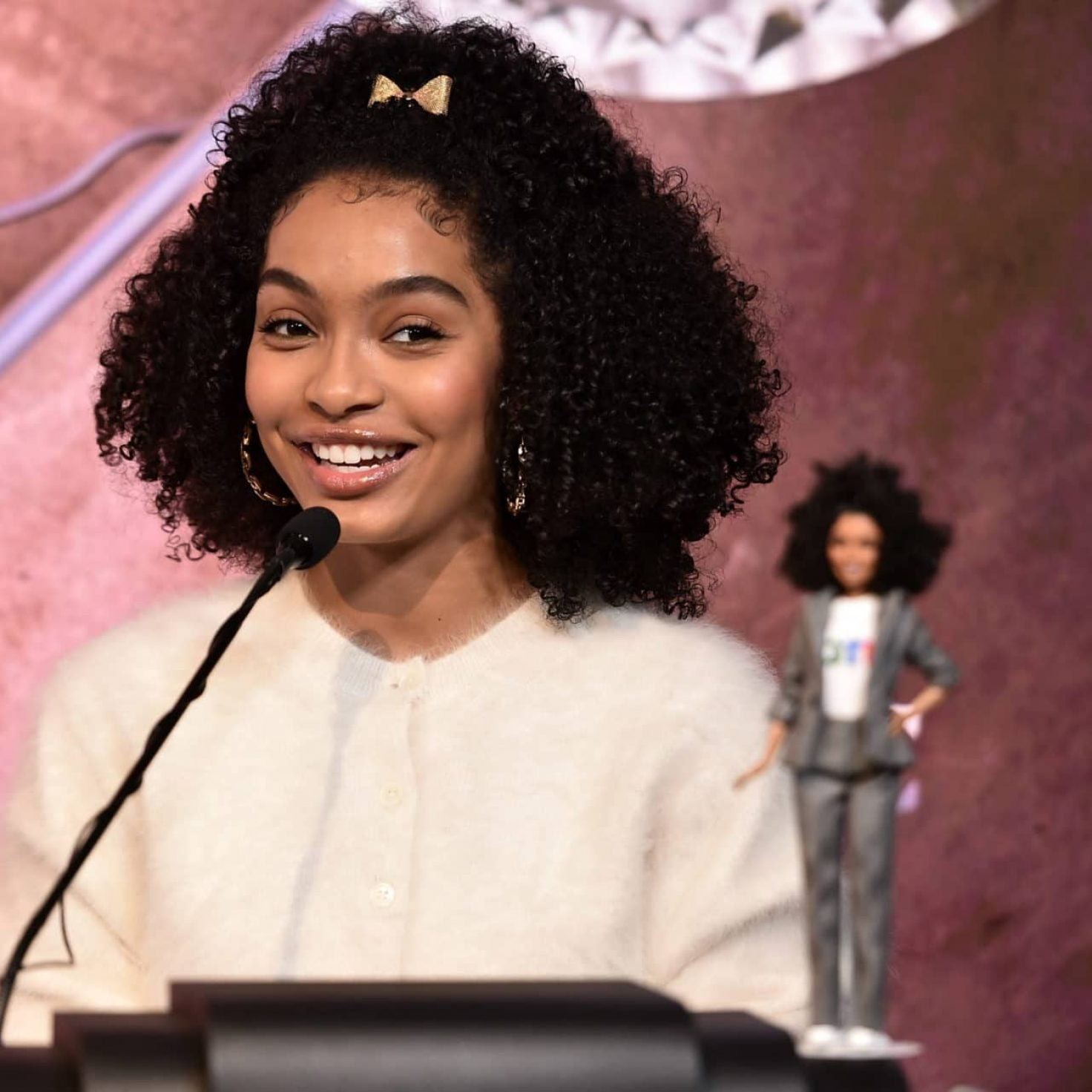 Yara Shahidi Shares How Her Life Has Changed Since Oprah Winfrey Blessed Her
