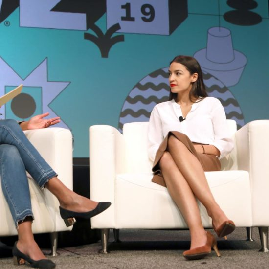 Alexandria Ocasio-Cortez's Advice To WOC Interested In Politics: 'Start Building Your Own Power Structure'