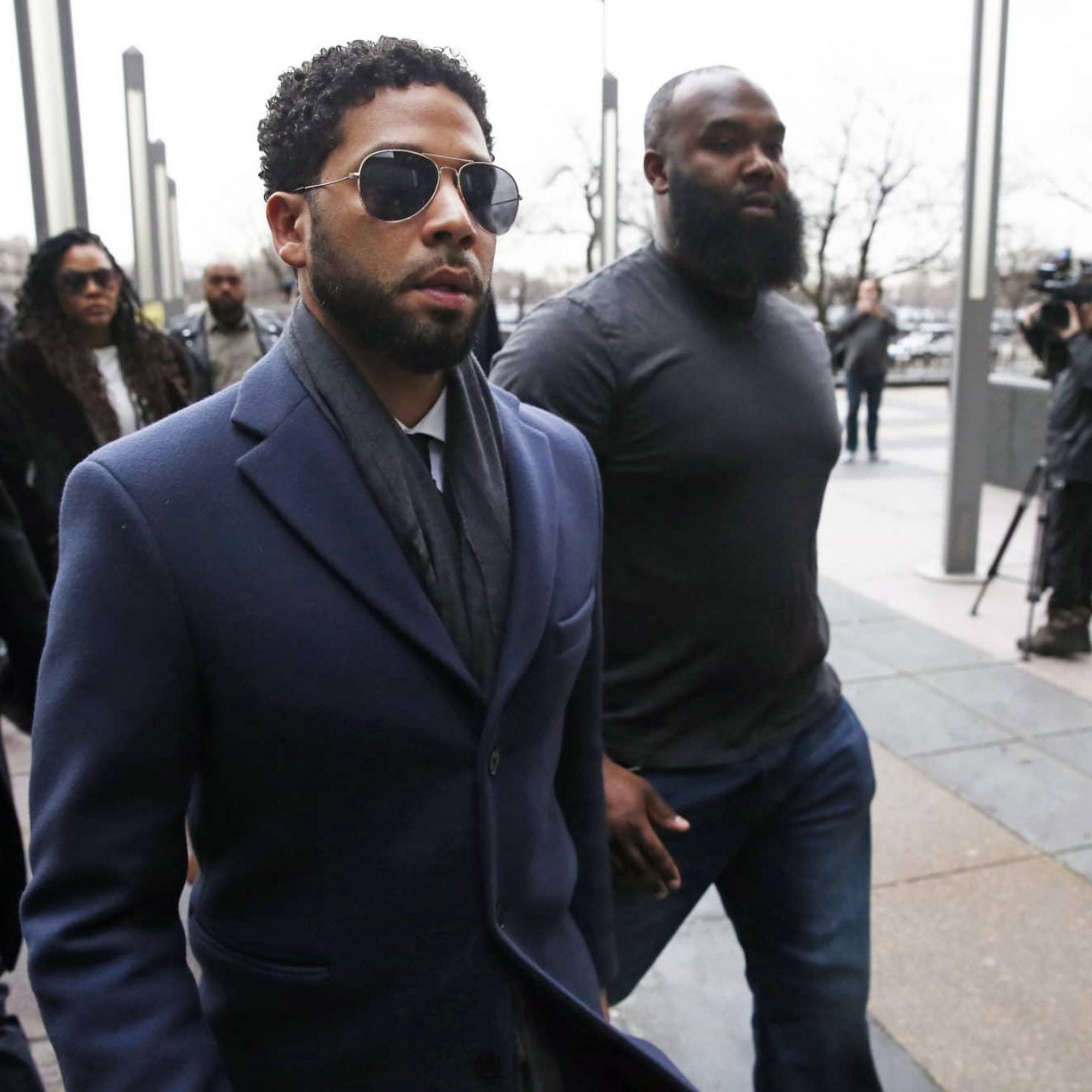 Jussie Smollett Pleads Not Guilty To All Charges