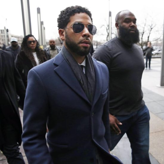 Jussie Smollett's Attorneys Say Charges Against 'Empire' Star Have Been Dropped
