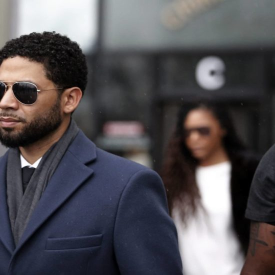 Jussie Smollett: This Has Been 'One Of The Worst' Experiences Of My life