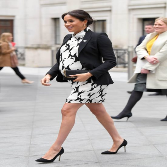 We Can't Get Enough Of Meghan Markle's Adorable Bump And Pregnancy Style