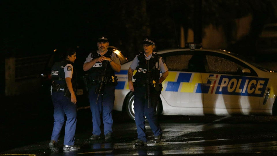 At Least 49 People Killed In Mosque Shootings In New Zealand