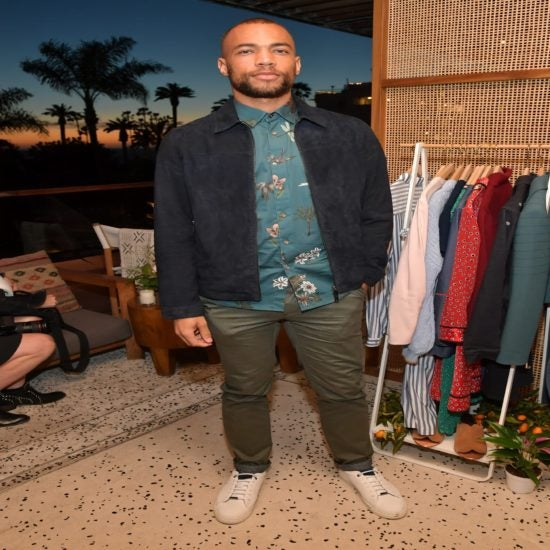 Kendrick Sampson, Taraji P. Henson, Janet Mock And More Celebs Out And About