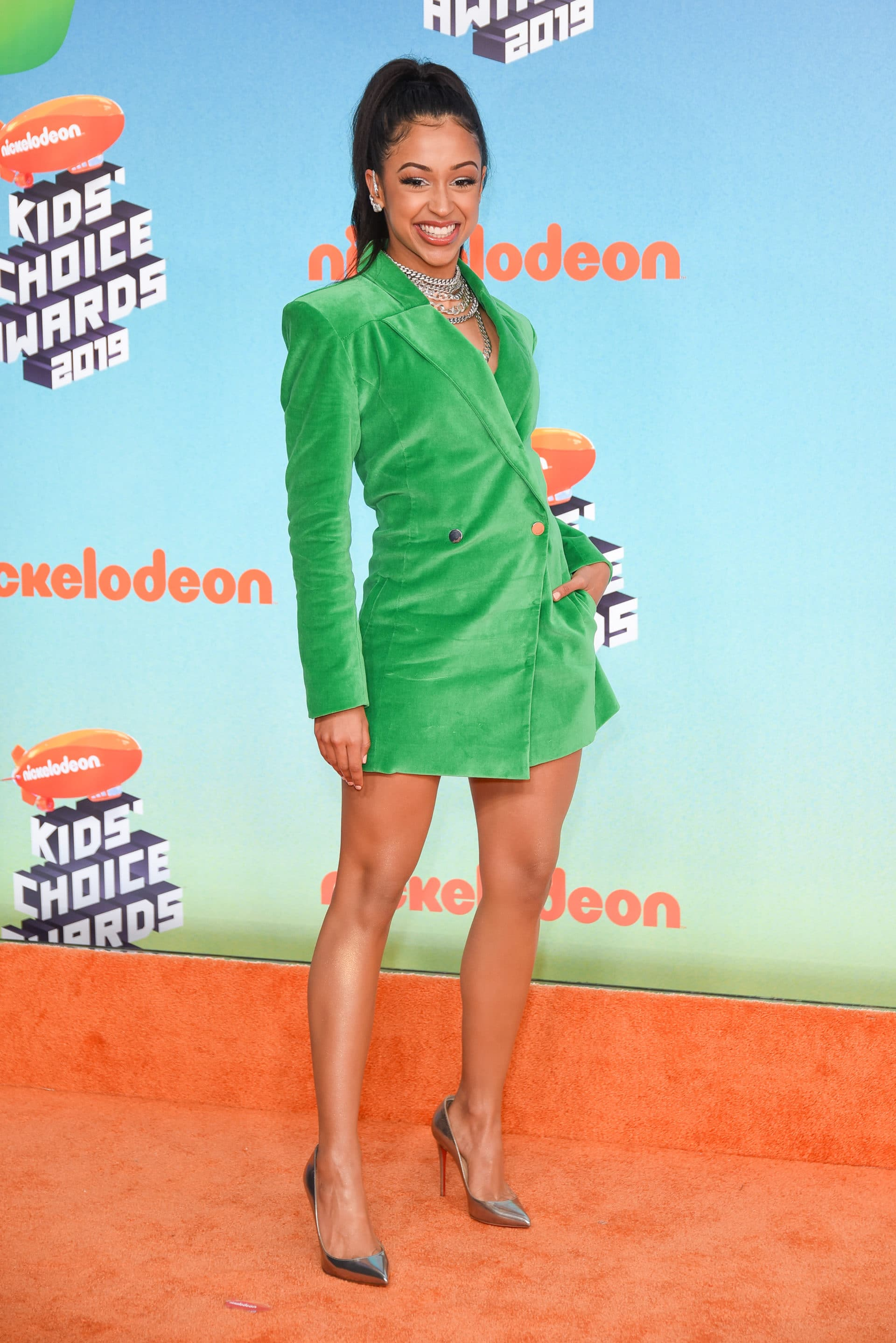 Janelle Monae, Skai Jackson, Jennifer Hudson And More Celebs Out And About