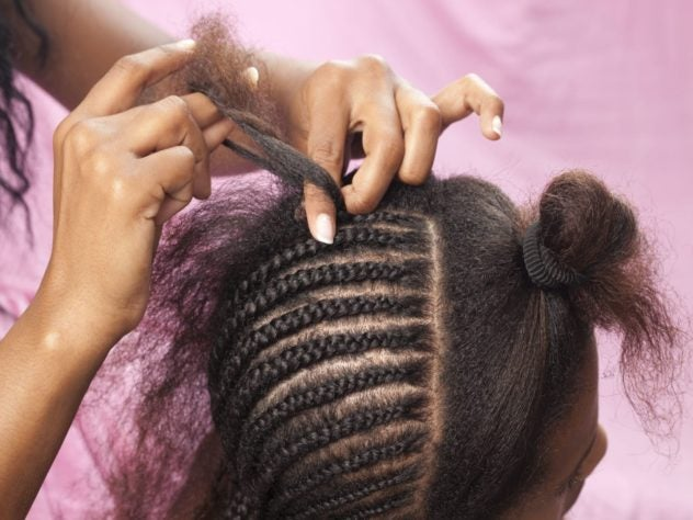 This African Braiding Technique Was Created By Our Ancestors To Help Prevent Hunger During Slavery