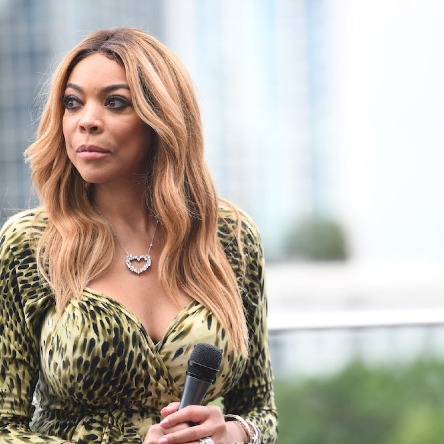 Bergdorf Goodman Promises To Investigate After Wendy Williams Claims She And Nene Leakes Were Followed