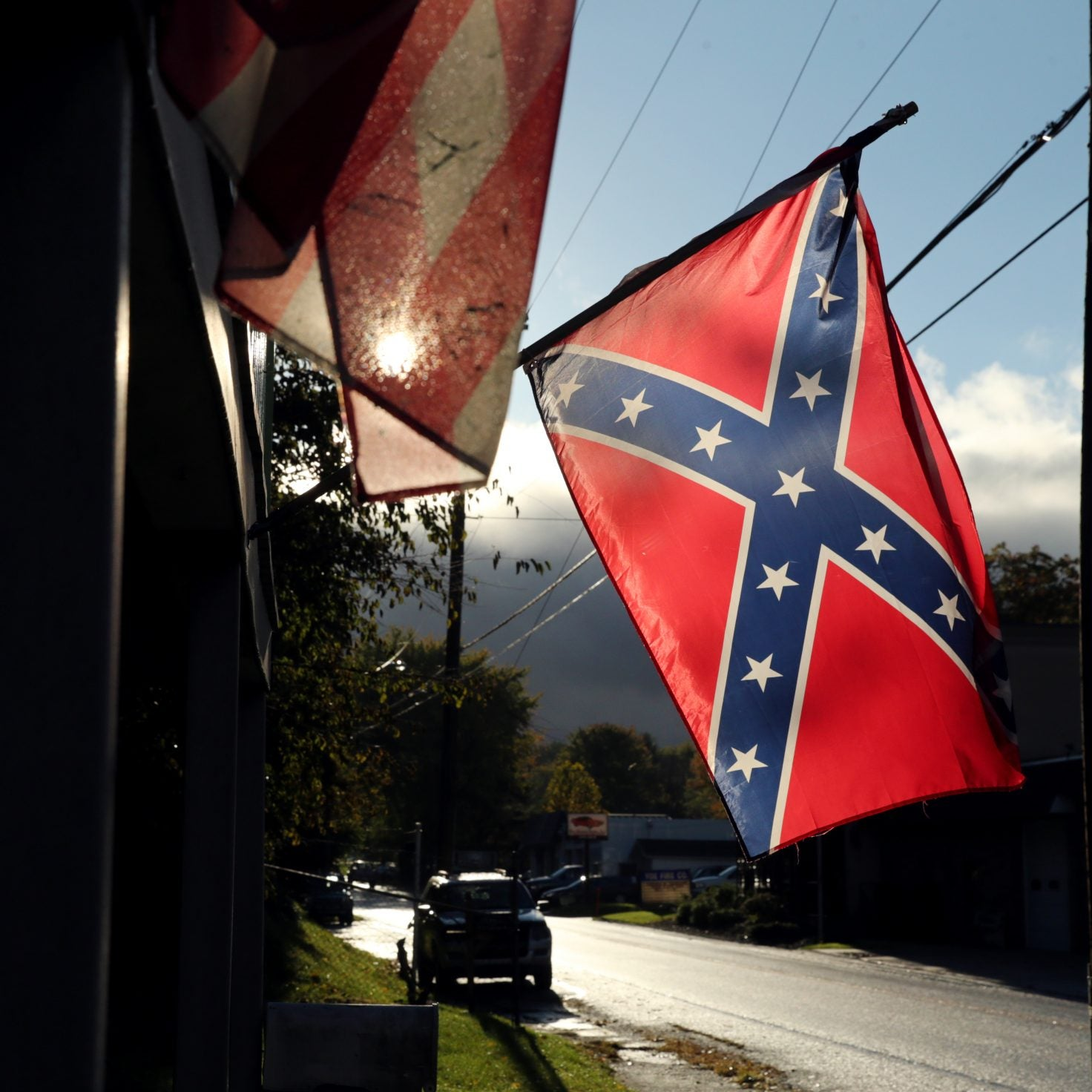 Black Mom's Lawsuit Shuts Down South Carolina Confederate Group