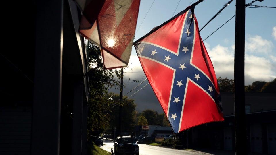 Black Mom's Lawsuit Shuts Down South Carolina Confederate Group