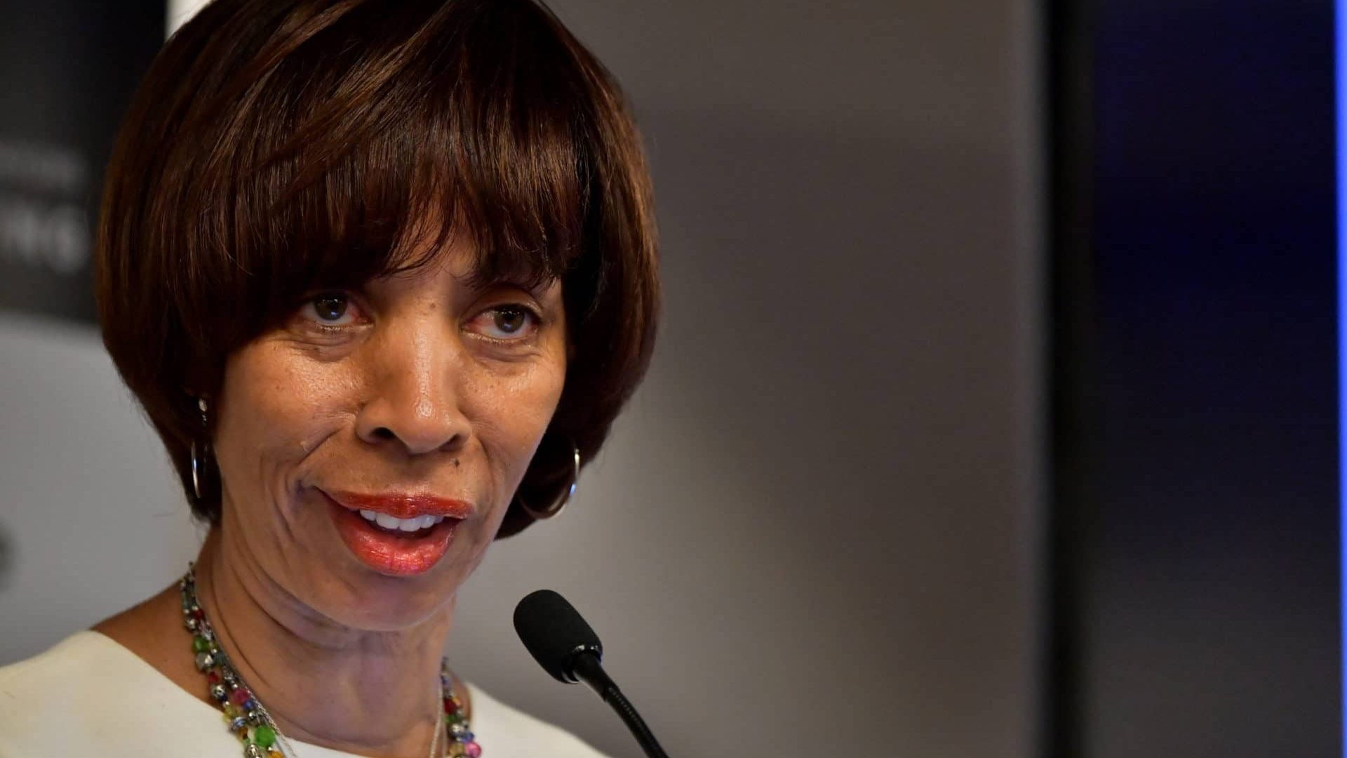 Baltimore Mayor Catherine Pugh Resigns Amidst Scandal Over Book Deals