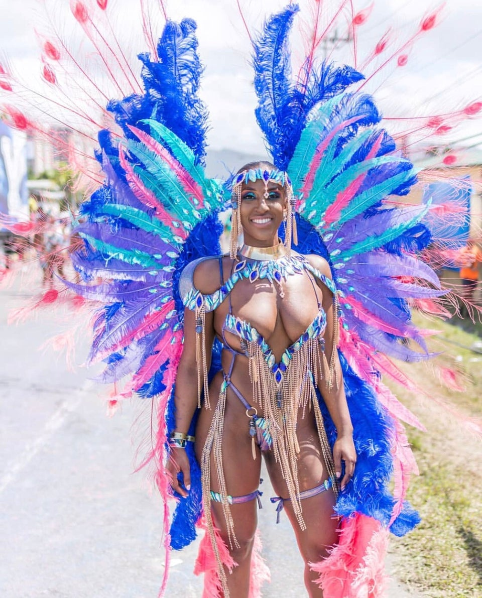 Jump and Wave! 45 Photos That Prove Trinidad Carnival Is A Moment In Time