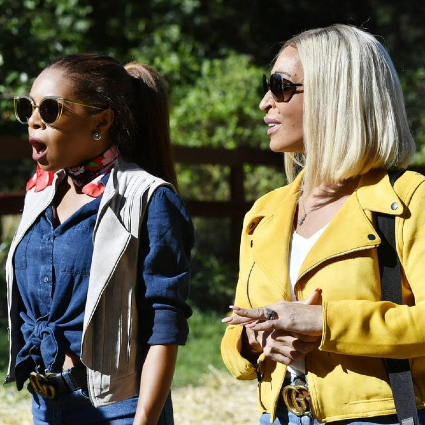 9 New Photos From 'The Real Housewives Of Potomac' Prove The Ladies Are Back