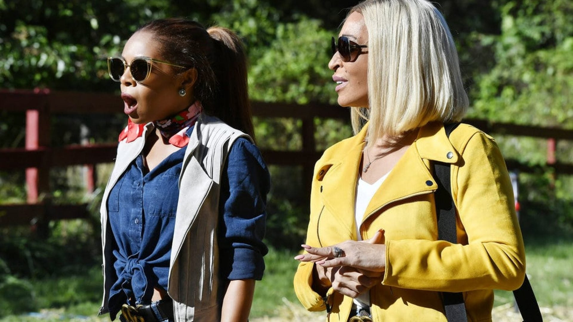They're Back: First Look At 'Real Housewives Of Potomac' Season Four