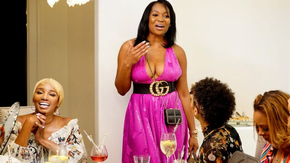 Marlo Hampton Doesn't Think She Was Wrong To Spill Eva Marcille's Rumors On 'RHOA'