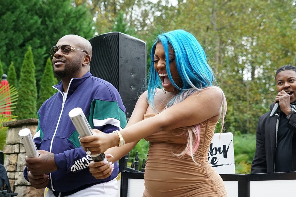 Check Out New Photos From Porsha Williams's Gender Reveal Special On 'RHOA'