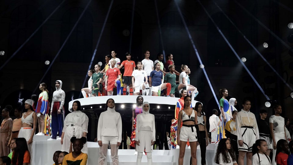 The Future Is Ours! Nike Doubles Down On Global Support Of Female Athletes With Powerful Presentation In Paris