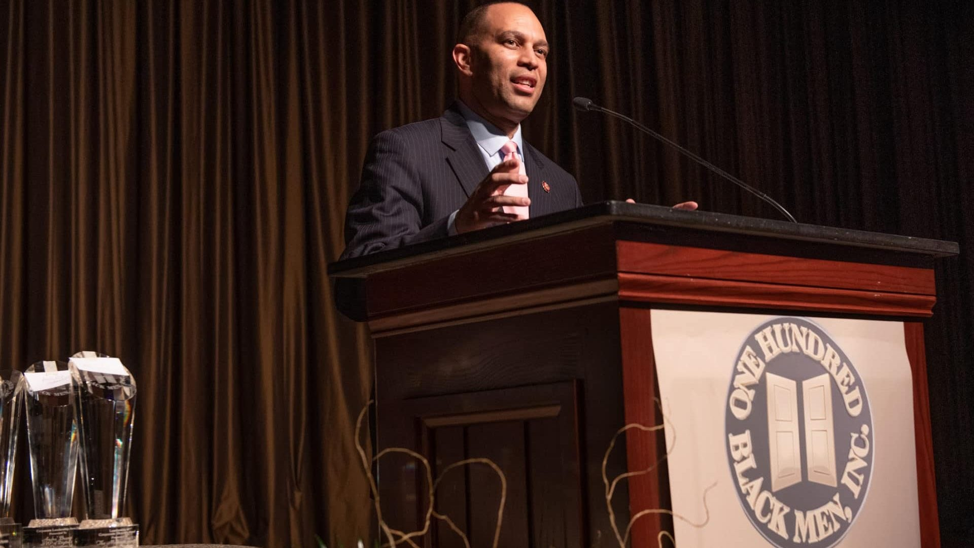 From Hip Hop's Streets To The House Floor: Congressman Hakeem Jeffries Is Bringing It The Brooklyn Way