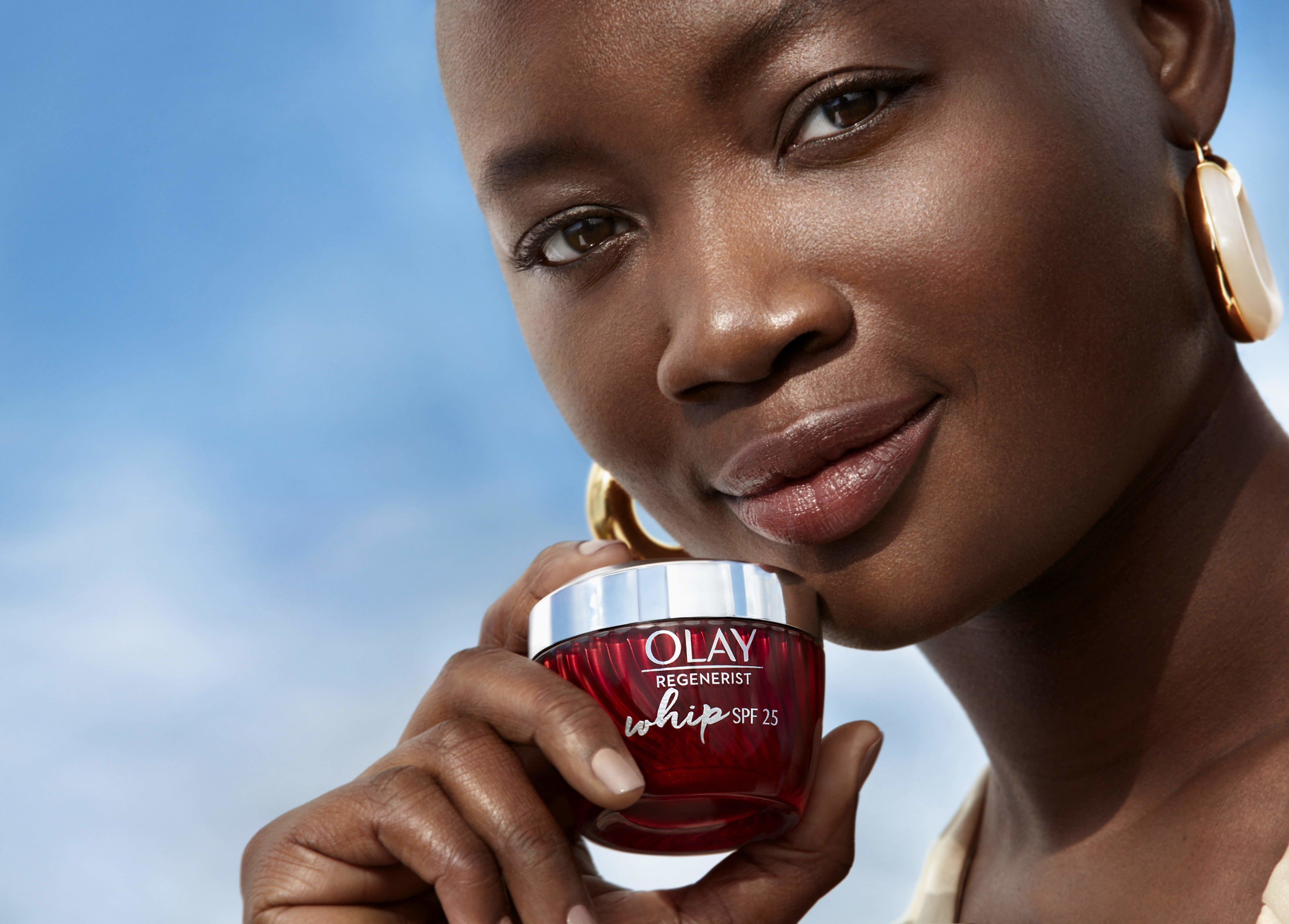 Mama Cax Teams Up With Olay To Open The Dialogue On SPF And Protecting Black Skin