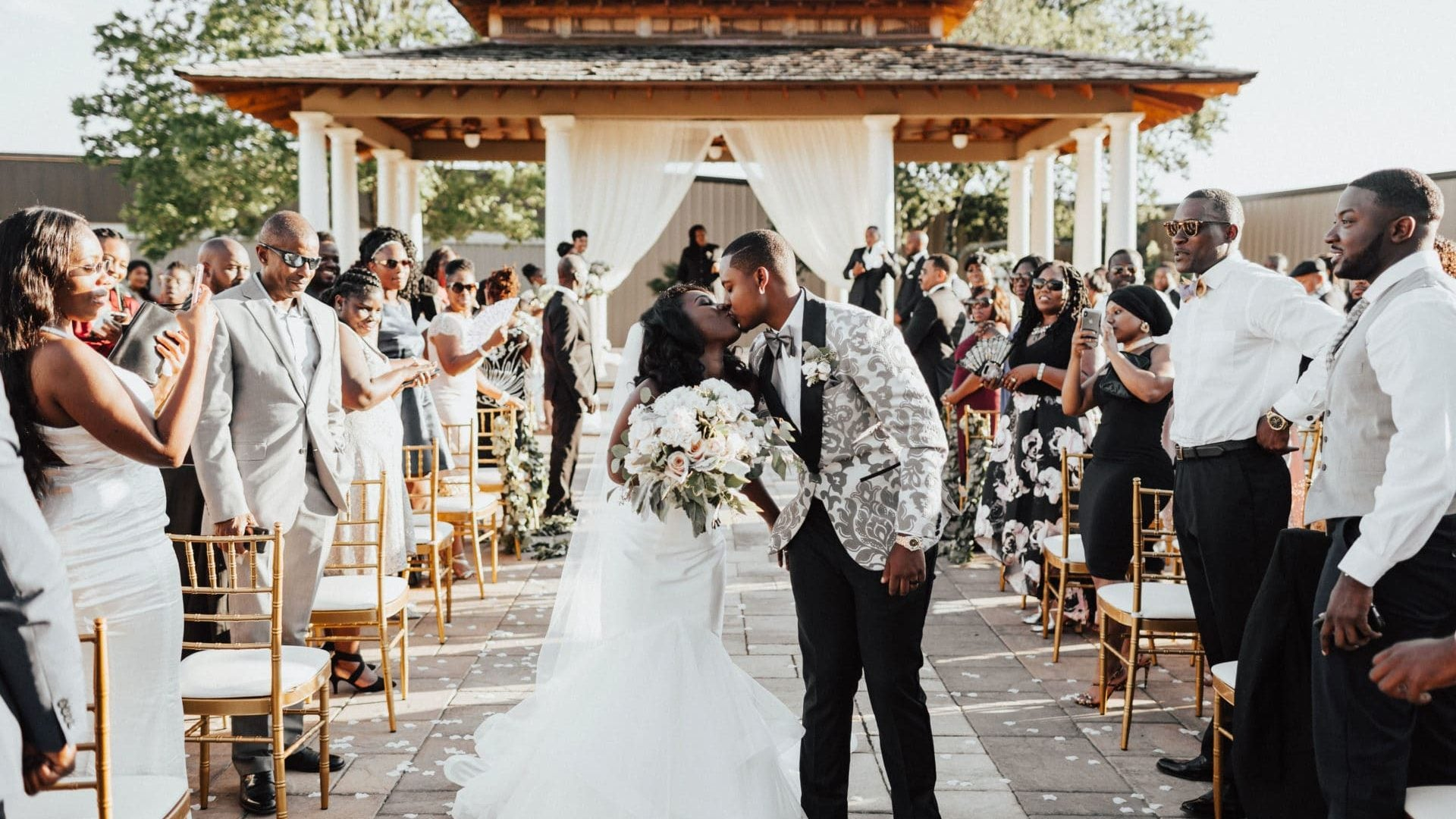 Bridal Bliss: Nia and Javon's Loyal Tribe Helped Them Pull Off Their Dream Wedding In Atlanta
