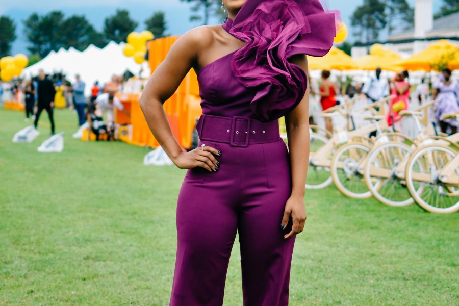South Africans Slay in Bright Hues for Veuve Clicquot Masters Polo Event