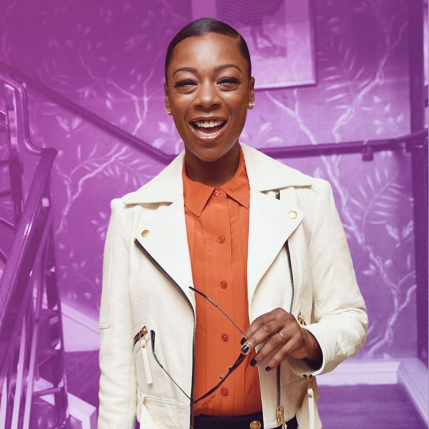 Samira Wiley Has Finally Found Her Voice, And She's Not Afraid To Use It
