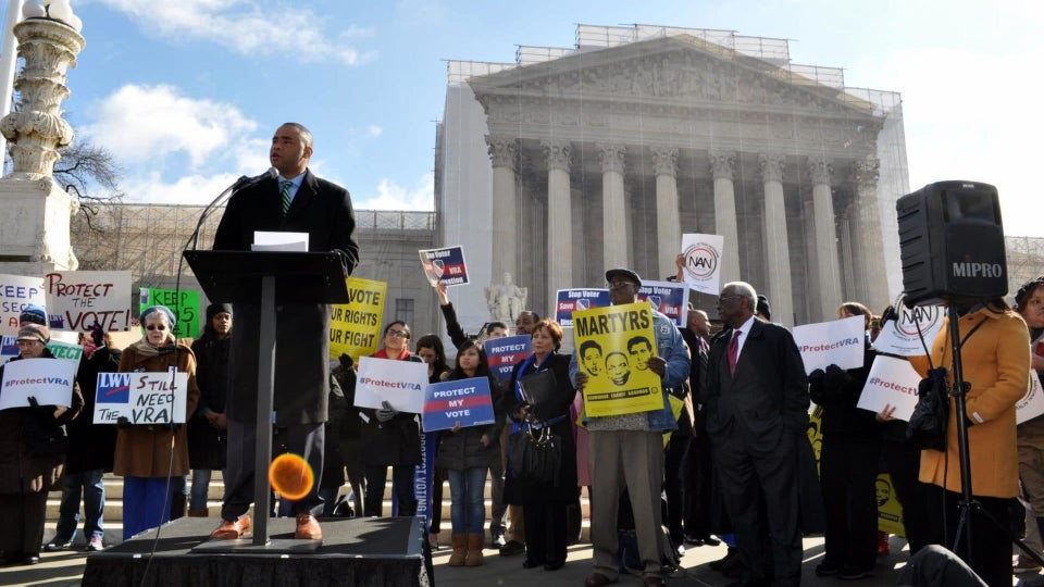HR1 And The Fight To Save Voters' Rights