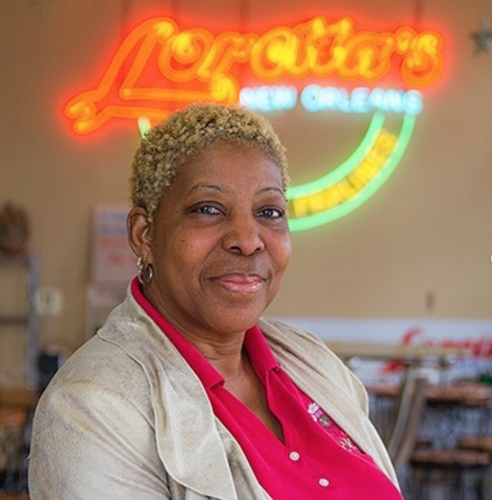 This NOLA Confectionary Queen is Carrying On the King Cake Tradition