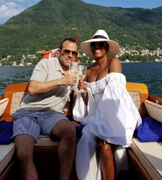 Congrats All Around, Sis! Here's Everything We Know About Tamron Hall's Husband, Steven Greener
